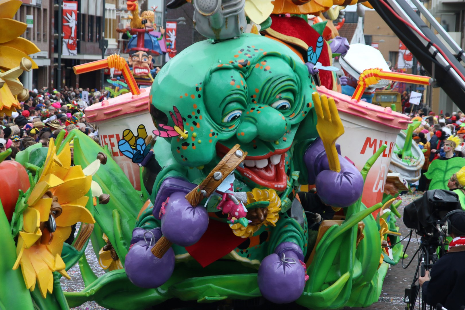 optocht stichting carnaval roosendaal