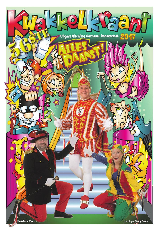 kwakkelkraant 2017 stichting carnaval roosendaal