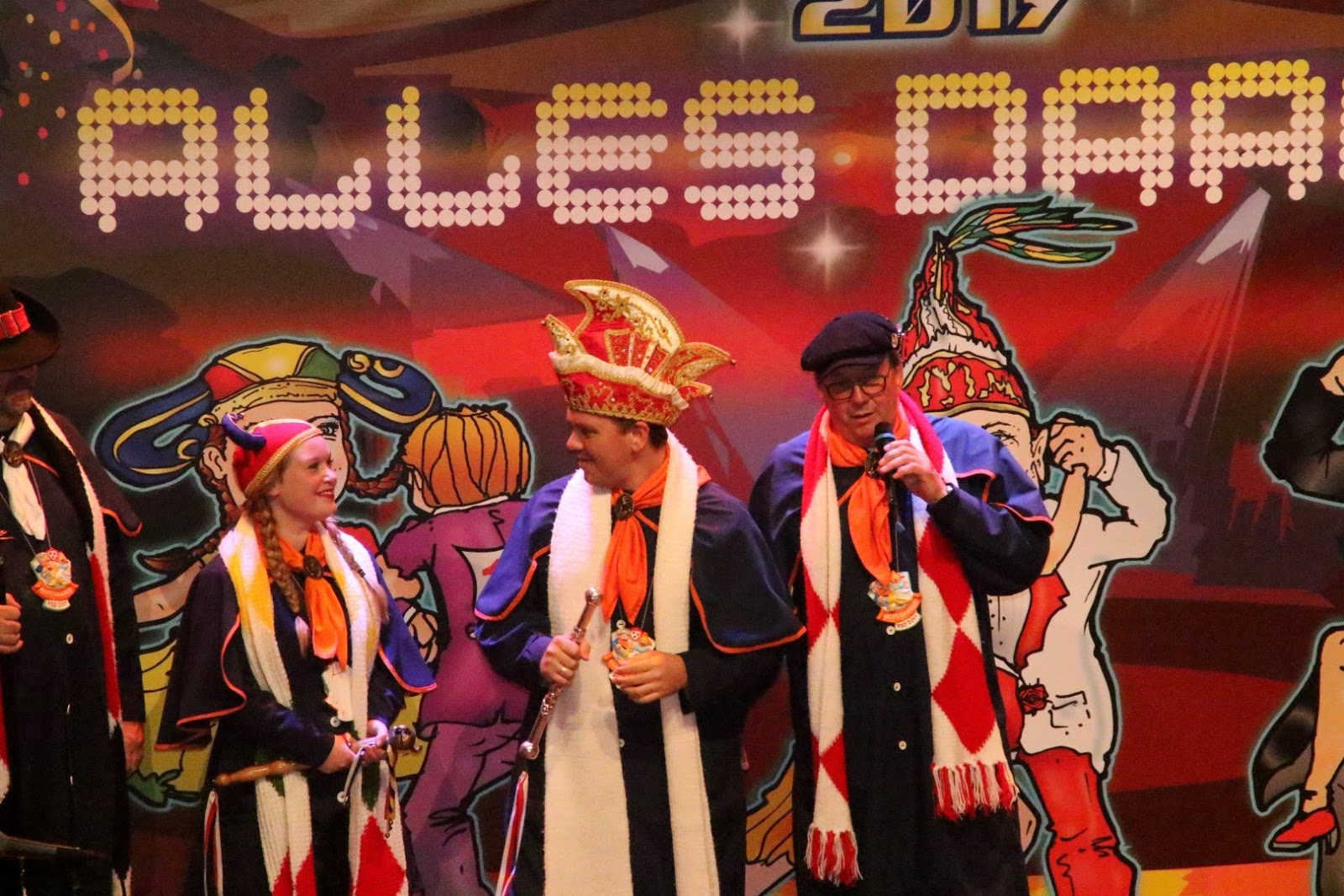 drietal stichting carnaval roosendaal